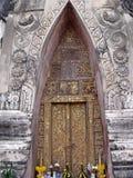 Phra那Inghang stupa 老挝 免版税图库摄影
