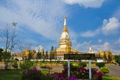 Phra Świątynia Mahachedi Chai Mongkhon Fotografia Stock