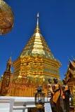 Phra που Doi Suthep Στοκ εικόνα με δικαίωμα ελεύθερης χρήσης