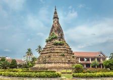 Phra που Dum Stupa, Vientiane, Λάος Στοκ Φωτογραφίες