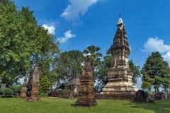 Phra που Kong Khao Noi, αρχαίο stupa ή chedi που φυλάσσουν τα ιερά λείψανα του Βούδα που βρίσκονται στην επαρχία Yasothon, Ταϊλάν Στοκ φωτογραφίες με δικαίωμα ελεύθερης χρήσης