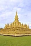 Phra που Luang, Λάος. Στοκ φωτογραφία με δικαίωμα ελεύθερης χρήσης