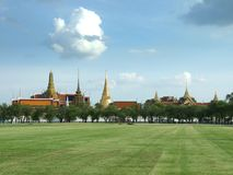 phra Ταϊλάνδη της Μπανγκόκ kaew wat Στοκ εικόνες με δικαίωμα ελεύθερης χρήσης