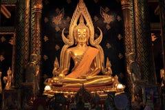phra του Βούδα chinnarat Στοκ φωτογραφίες με δικαίωμα ελεύθερης χρήσης
