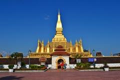 Phra которое luang Стоковое Фото