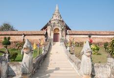 Phra то Lampang Luang Стоковая Фотография RF