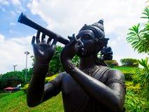 `Phra Abhai Mani` The charactor of Sunthorn Phu. `Phra Abhai Mani` The charactor of Sunthorn Phu Royalty Free Stock Photo