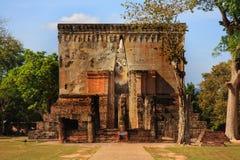 Phra Achana στο Si Chum Wat στο ιστορικό πάρκο Sukhothai Στοκ Εικόνες
