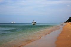 Phra Ae plaża, Ko Lanta, Tajlandia Zdjęcie Royalty Free