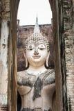 Phra Ajana au parc historique de Sukhothai Photo stock
