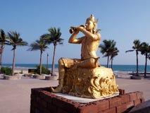 Phra Apai Manee是一个主要字符泰国 库存照片