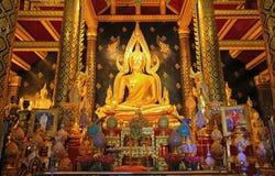 Phra Boedha Chinnarat royalty-vrije stock foto's