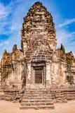 Phra bombarda Sam Yod/tempio antico Fotografia Stock Libera da Diritti