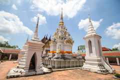 Phra Borom That Chaiya, Surat Thani, Thailand Stock Photos