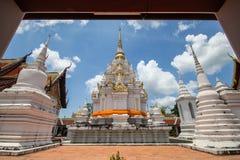 Phra Borom That Chaiya, Surat Thani, Thailand Royalty Free Stock Photography