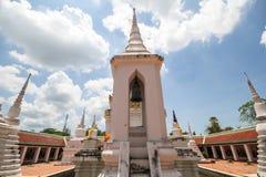 Phra Borom That Chaiya, Surat Thani, Thailand Stock Images