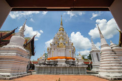 Phra Borom That Chaiya, Surat Thani, Thailand Royalty Free Stock Images