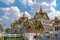 Phra Borom Maha Ratcha Wang Grand palace. Bangkok. Thailand Stock Image