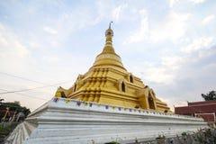 Phra Borom That Temple, Nakhon Chum, Kamphaeng Phet, Thailand Royalty Free Stock Photos