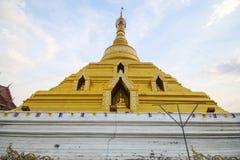 Phra Borom That Temple, Nakhon Chum, Kamphaeng Phet, Thailand. Royalty Free Stock Images