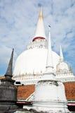 Phra Boromathat Chedi of Phra die Nakhon-Pagode Stock Afbeelding