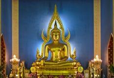 Phra Bouddha Chinnarat Image libre de droits