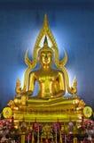 Phra Bouddha Chinnarat Photographie stock