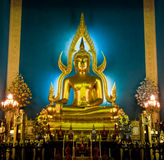 Phra Buddha Chinnarat Royalty Free Stock Photo