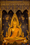 Phra Buddha Chinnarat Royalty Free Stock Image