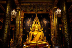 Phra Buddha Chinnarat Royalty Free Stock Photography