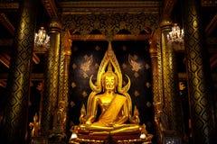 Phra Buddha Chinnarat Royalty Free Stock Photography