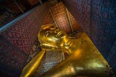 Phra Buddha Saiyas Arkivfoto