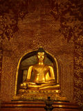 Phra Buddha Si Hing Imagens de Stock Royalty Free