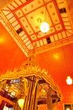 Phra Buddhabat Temple Royalty Free Stock Photo