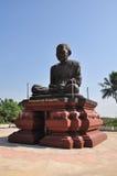 Phra Buddhacharn Toh Phomarangsi, άγαλμα μοναχών του Βούδα στην Ταϊλάνδη Στοκ εικόνες με δικαίωμα ελεύθερης χρήσης