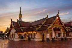 Phra budista do wat da igreja esse amigo do choeng imagens de stock royalty free