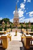 Phra ce temple de Renu Nakhon Images stock