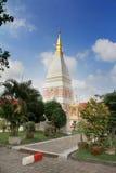 Phra ce temple de Renu Nakhon Images libres de droits
