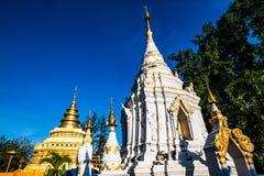 Phra ce temple de Worawihan de lanière de SI Chom dans la province de Chiangmai image stock