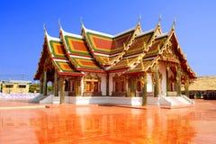 Phra ce temple Sakhon Nakhon Thaïlande de copain de Choeng Image stock