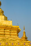 Phra That Chae Haeng Stock Image