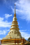 Phra That Chae Haeng Royalty Free Stock Photos