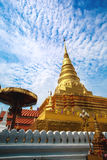 Phra That Chae Haeng Stock Photography