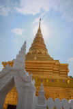 Phra That Chae Haeng Royalty Free Stock Photo