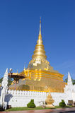 Phra That Chae Haeng Temple in Nan Province, Thailand Stock Photo
