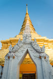 Phra that chae haeng temple Royalty Free Stock Photos