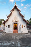 Phra that chae haeng temple Royalty Free Stock Image