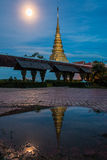 Phra That Chae Haeng temple in Nan Stock Photography