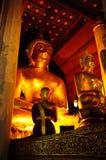 Phra That Chae Hang, Nan city, Thailand Stock Photography