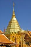 Phra che Doi Sutep, pagoda Fotografie Stock Libere da Diritti